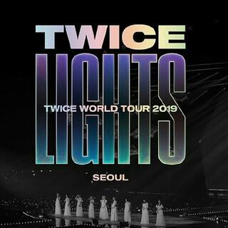 ウェストトゥワイス(Waste(twice))のTWICE 2019 'TWICELIGHTS' IN SEOUL DVD(アイドル)