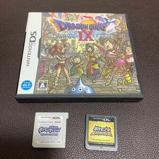 ニンテンドーDS(ニンテンドーDS)のDSソフト&3DSソフトセット(携帯用ゲームソフト)