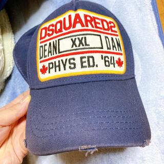 ディースクエアード(DSQUARED2)のdsquared2 キャップ(キャップ)