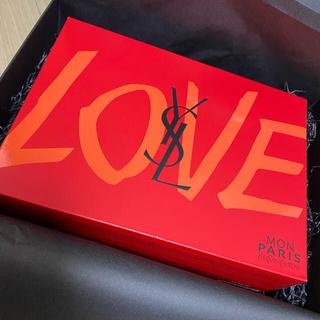 イヴサンローランボーテ(Yves Saint Laurent Beaute)の【新作】サンローラン スペシャルギフトコフレ(コフレ/メイクアップセット)