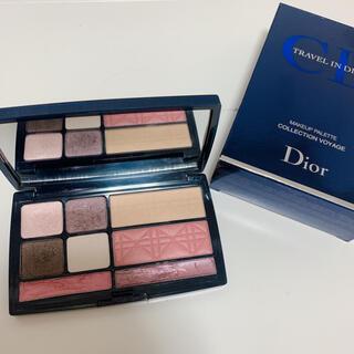 Dior - ディオール Dior トラベル イン ディオール メイクアップ パレット