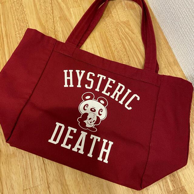 HYSTERIC GLAMOUR(ヒステリックグラマー)のHYSトート レディースのバッグ(トートバッグ)の商品写真