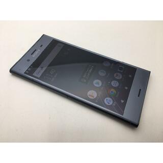 SONY - SIMフリー au XPERIA XZ1 SOV36 ブルー◆美品◆106