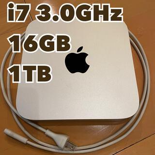 Mac (Apple) - Mac mini late2014 i7 16GB 1TB