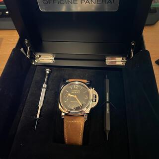 オフィチーネパネライ(OFFICINE PANERAI)のパネライ  PANERAI PAM00422 ルミノール マリーナ 1950(腕時計(アナログ))