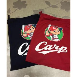 広島東洋カープ - カープ カープ坊や 巾着袋 未使用