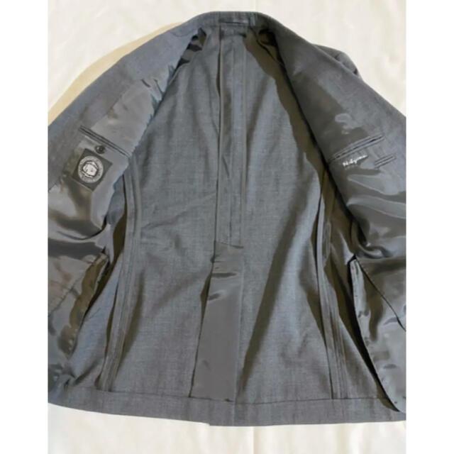 J.PRESS(ジェイプレス)の【美品】J. PRESS set up グレー メンズのスーツ(セットアップ)の商品写真