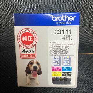 brother - LC3111 ブラザー 4色パック