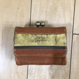 ゲンテン(genten)のgenten 3つ折り財布(財布)