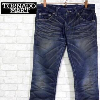 TORNADO MART - TORNADO MART トルネードマート ブーツカット デニムパンツ