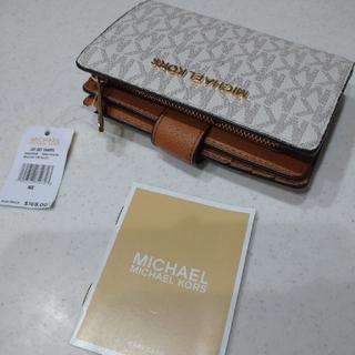 Michael Kors - MICHAEL KORS(マイケルコース)の2つ折り財布
