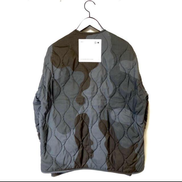 Jil Sander(ジルサンダー)のoamc combat liner メンズのジャケット/アウター(ミリタリージャケット)の商品写真