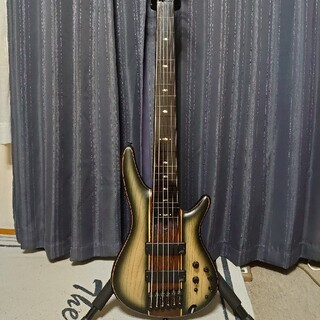 アイバニーズ(Ibanez)のibanez SR1346B Premium 6弦ベース フレットレス(エレキベース)