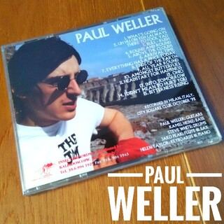 Paul Weller 『Ends Of The World』*