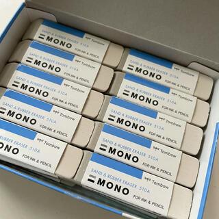 トンボエンピツ(トンボ鉛筆)のトンボ MONO 砂ラバー消しゴム ES-510A  30個 (消しゴム/修正テープ)