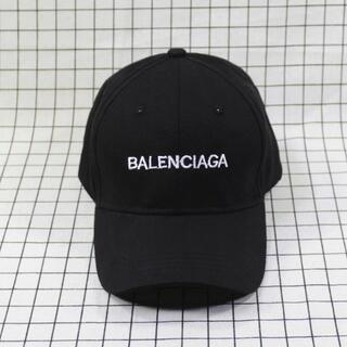 Balenciaga - BALENCIAGA/キャップ/2枚6000円送料込み  ブラック