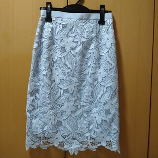JUSGLITTY - ジャスグリッティー レースタイトスカート