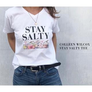 Roxy - S/STee Tシャツ Colleen Wilcox
