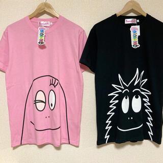 新品・タグ付き◎バーバパパ Tシャツ2枚セット♪(Tシャツ/カットソー(半袖/袖なし))