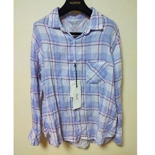 YANUK - 週末売切!ヤヌーク☆チェックシャツ☆新品未使用タグ付き半額以下