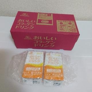 モリナガセイカ(森永製菓)の森永☆おいしいコラーゲンドリンク(14本)✨(コラーゲン)