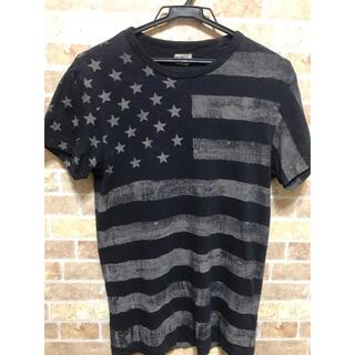 デニムアンドサプライラルフローレン(Denim & Supply Ralph Lauren)のTシャツ ラルフローレン 星条旗 アメリカ ネイビー(Tシャツ/カットソー(半袖/袖なし))