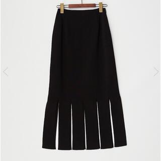 LE CIEL BLEU - LE CIEL BLEU スリットスカート