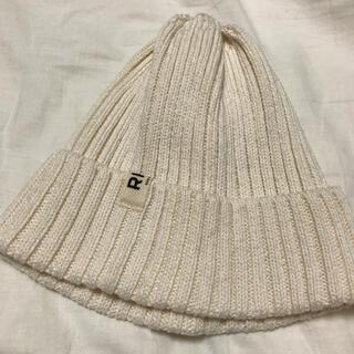 ロンハーマン(Ron Herman)のRHCロンハーマン Ron Herman ニット帽 コットンビーニー キャップ(ニット帽/ビーニー)