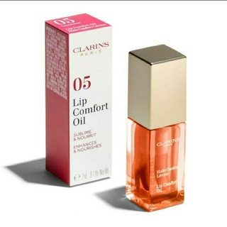 CLARINS - 【新品・未開封❤】CLARINS  コンフォート リップオイル 05タンジェリン