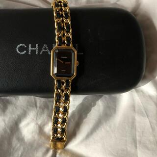 シャネル(CHANEL)のCHANEL プルミエール 腕時計(腕時計)