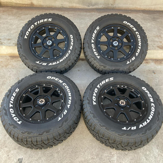 オープンカントリー235/70R16 TOYO OPEN COUNTRY R/T