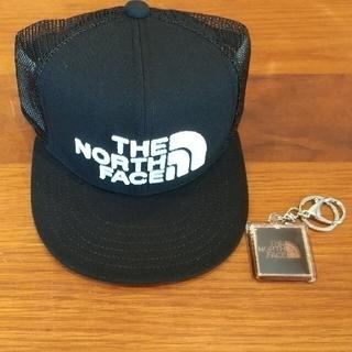 ザノースフェイス(THE NORTH FACE)の【新品未使用・キーホルダー付き】THE NORTH FACE キャップ キッズ(帽子)