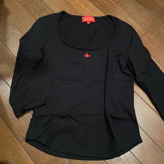 ヴィヴィアンウエストウッド(Vivienne Westwood)のヴィヴィアン 7分tシャツ(Tシャツ(長袖/七分))