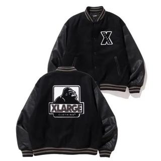 XLARGE - XLARGE スタジャン varsity jacket