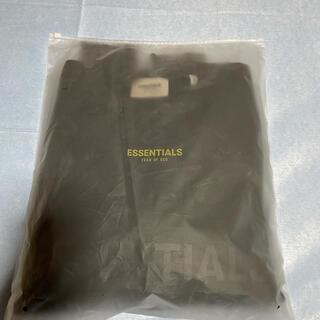 エッセンシャル(Essential)の新品 エッセンシャル スウェット essential fog 黒 ブラック m(スウェット)