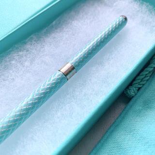 Tiffany & Co. - ティファニー TIFFANY&CO ボールペン 回転式 STERLING 925