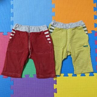 ティンカーベル(TINKERBELL)のTINKERBELL 90センチパンツ色違い2枚セット(パンツ/スパッツ)