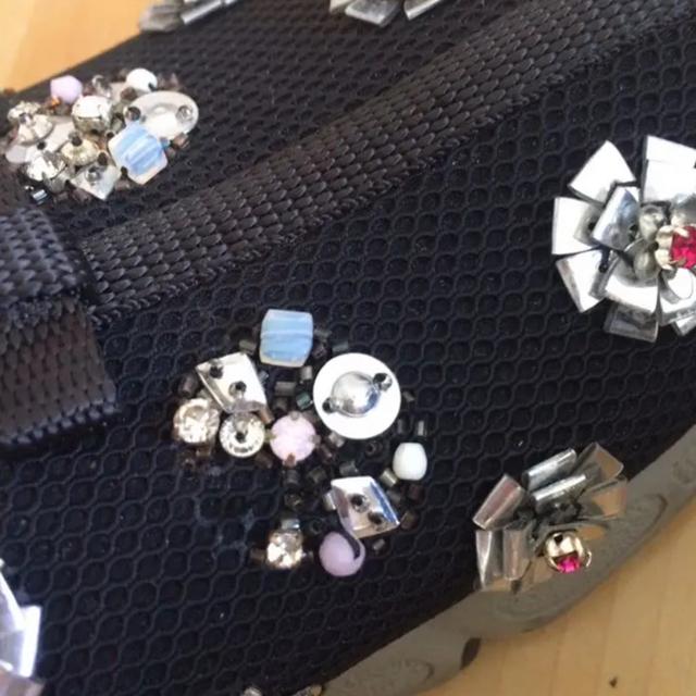 Dior(ディオール)のクリスチャンディオール シューズ スニーカー ビジュー レディースの靴/シューズ(スニーカー)の商品写真