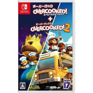 ニンテンドースイッチ(Nintendo Switch)のオーバークック スペシャルE+クック2(家庭用ゲームソフト)