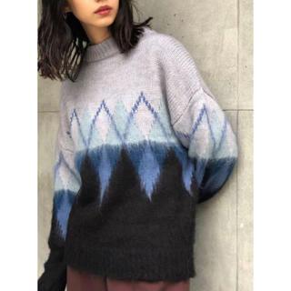 moussy - MOUSSY セーター