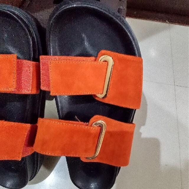 Mila Owen(ミラオーウェン)のミラ ウォーレンサンダル レディースの靴/シューズ(サンダル)の商品写真