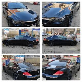 BMW - BMW E64 630i クーペ サンルーフ マルチ 赤革 不具合無し 北海道