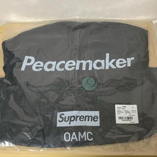 シュプリーム(Supreme)のsupreme oamc liner black(ミリタリージャケット)