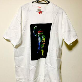 シュプリーム(Supreme)の値下げ!supreme シュプリーム Tシャツ rafael M size(Tシャツ/カットソー(半袖/袖なし))