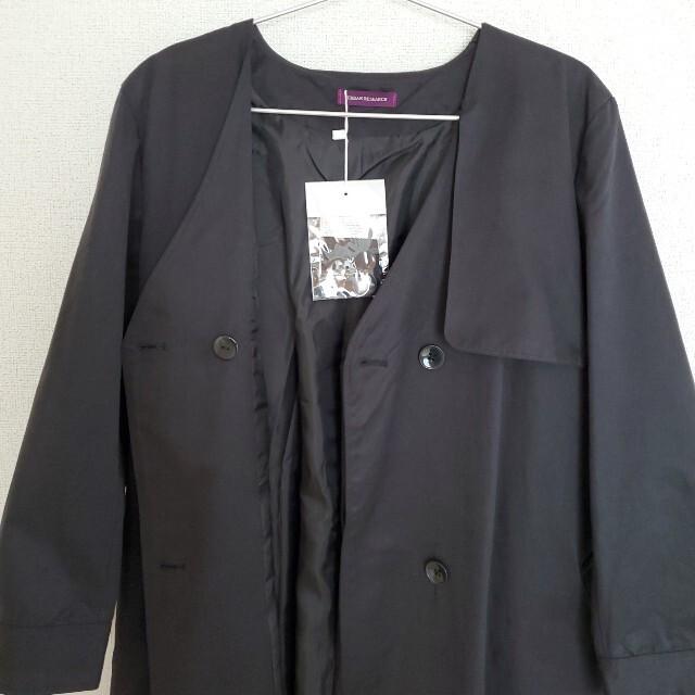 URBAN RESEARCH(アーバンリサーチ)の【新品未使用】URBAN RESEARCH アーバンリサーチ トレンチコート レディースのジャケット/アウター(トレンチコート)の商品写真