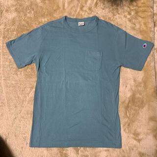 Champion - 【希少カラー】チャンピオン  champion ポケットTシャツ