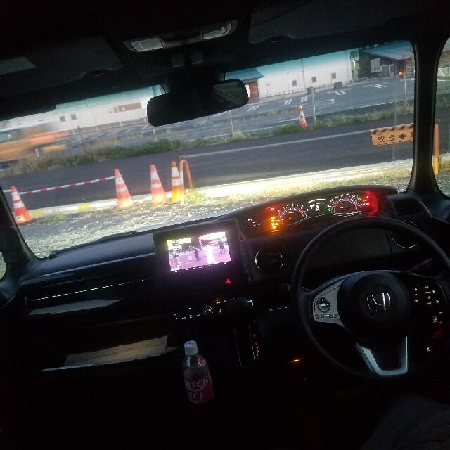 ホンダ(ホンダ)の走行たったの1万kmくらい!(゜ー゜*)N-BOXカスタムG-Lホンダセンシング 自動車/バイクの自動車(車体)の商品写真