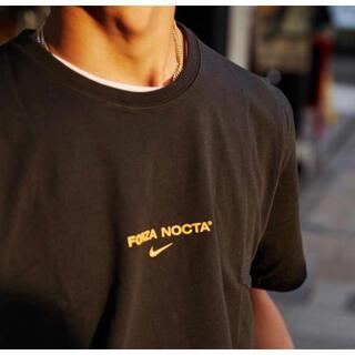 ナイキ(NIKE)の【完売品】drake × Nike NOCTA collection tシャツ(Tシャツ/カットソー(半袖/袖なし))