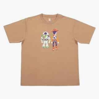 グラニフ(Graniph)のグラニフ × トイストーリー Mサイズ ユニセックス(Tシャツ(半袖/袖なし))