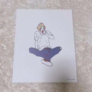 バナナフィッシュ(BANANA FISH)のBANANA FISH キャンバスアート(キャラクターグッズ)